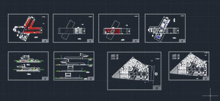 پروژه طرح 3 کارشناسی( موزه ی حمل ونقل)