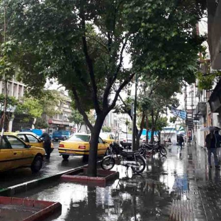 پاورپوینت-تحلیل-فضای-شهری خیابان-15خرداد