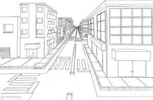 پرسپکتیو در معماری
